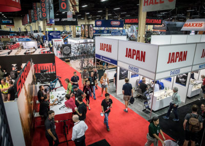 SICI Personalized Class at Interbike – Reno, NV – Sept 2018